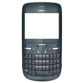 شاسی گوشی موبایل مدل GN-020 مناسب برای گوشی موبایل نوکیا C3-00
