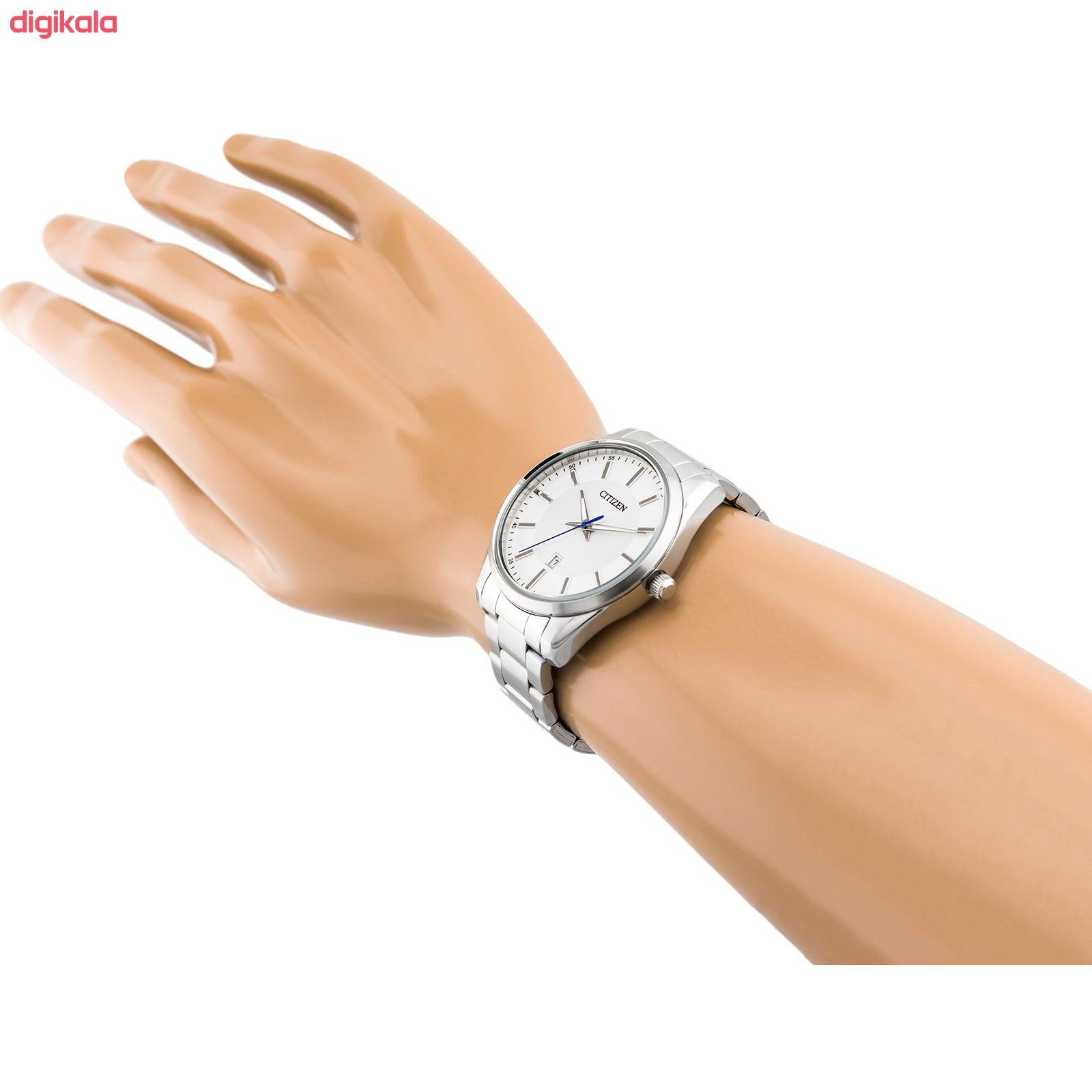 ساعت مچی عقربه ای مردانه سیتی زن کد BI1030-53A