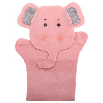 عروسک نمایشی طرح فیل