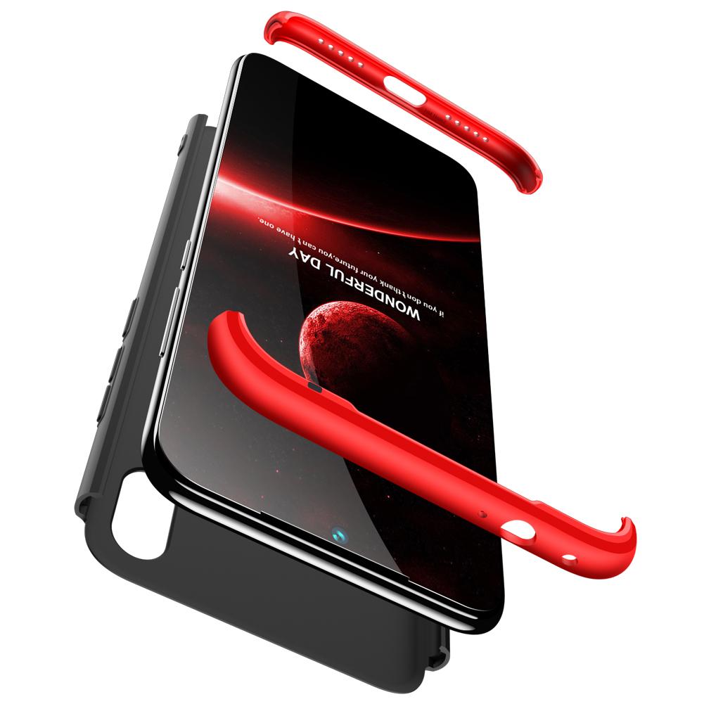 کاور 360 درجه جی کی کی مدل GK-75 مناسب برای گوشی موبایل سامسونگ GALAXY A7 2018/A750
