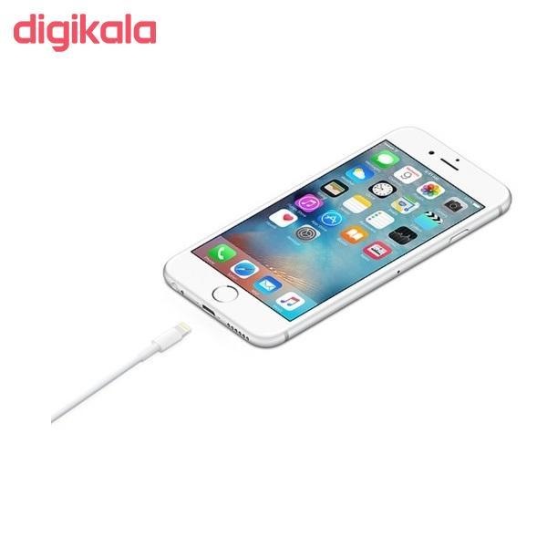 کابل تبدیل USB به لایتنینگ مدل MD818ZM/A طول 1متر main 1 3