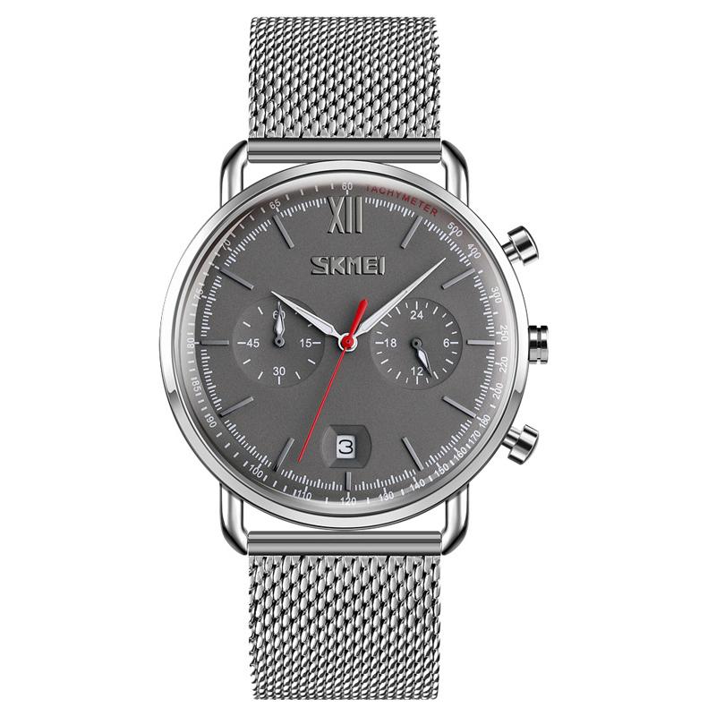 ساعت مچی عقربه ای مردانه اسکمی مدل 9206Gra              ارزان