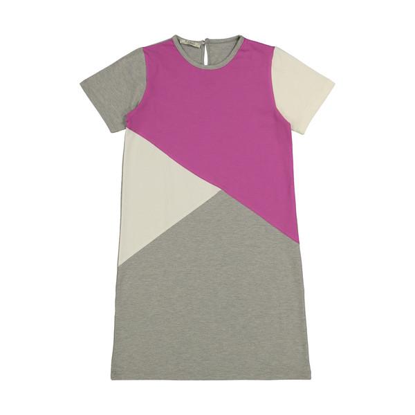 پیراهن دخترانه پیانو مدل 01400-66