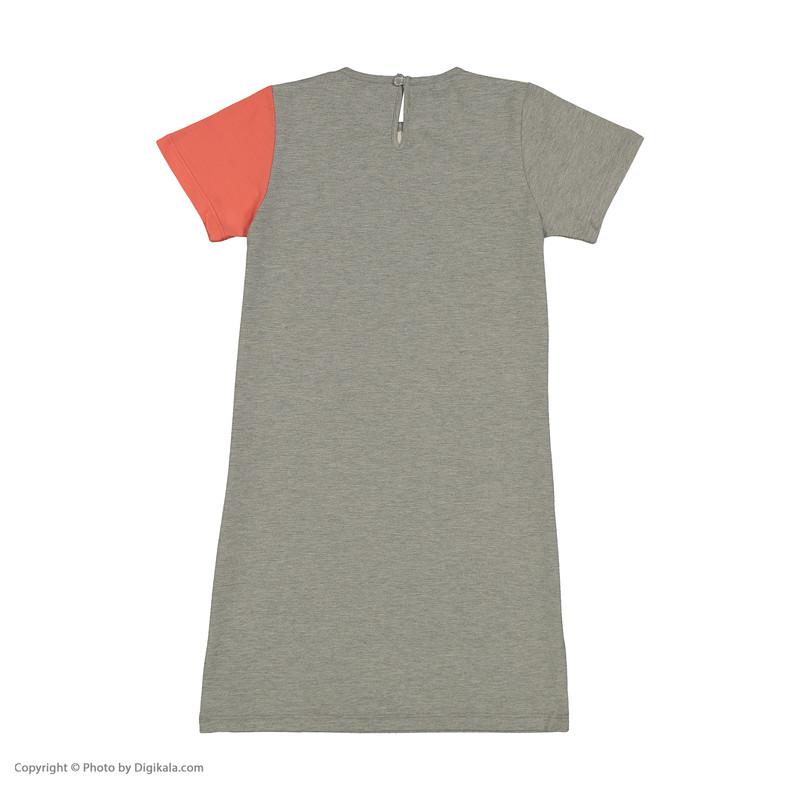 پیراهن دخترانه پیانو مدل 01400-23