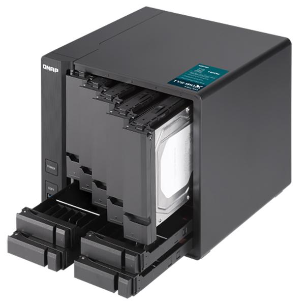 ذخیره ساز تحت شبکه کیونپ مدل TVS-951X-2G