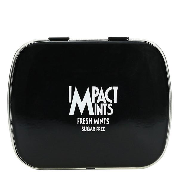 قرص خوشبوکننده دهان ایمپکت مینتز مدل Fresh Mints وزن 14 گرم