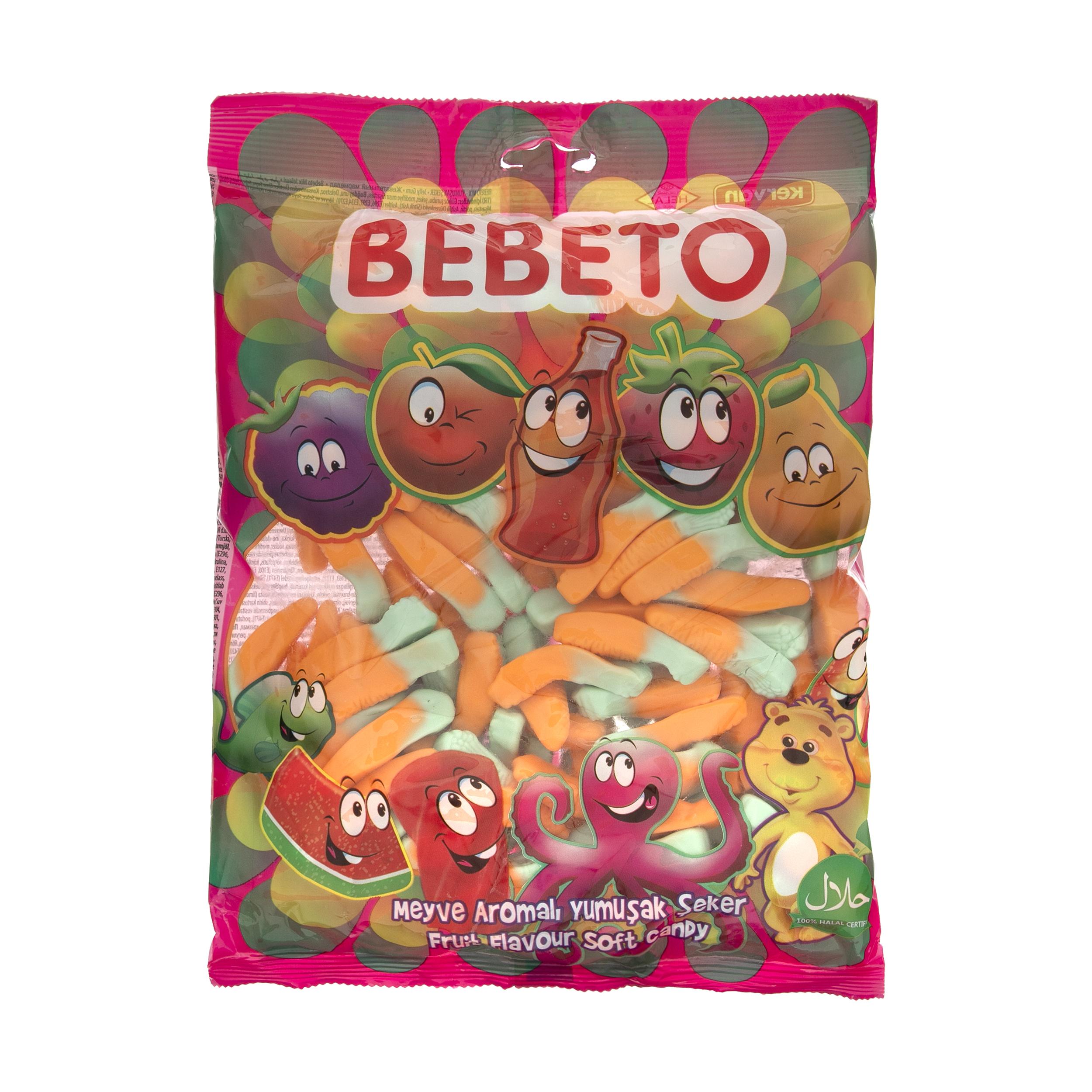 پاستیل هویج ببتو - 1000 گرم