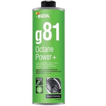 مکمل سوخت خودرو بیزول مدل G81 حجم 250 میلی لیتر