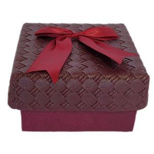 جعبه هدیه مدل حصیر کد sq06