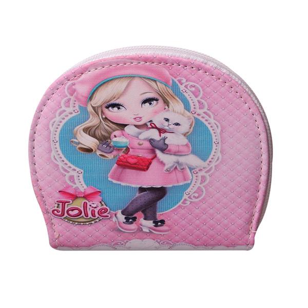 کیف پول دخترانه مدل DOP-12
