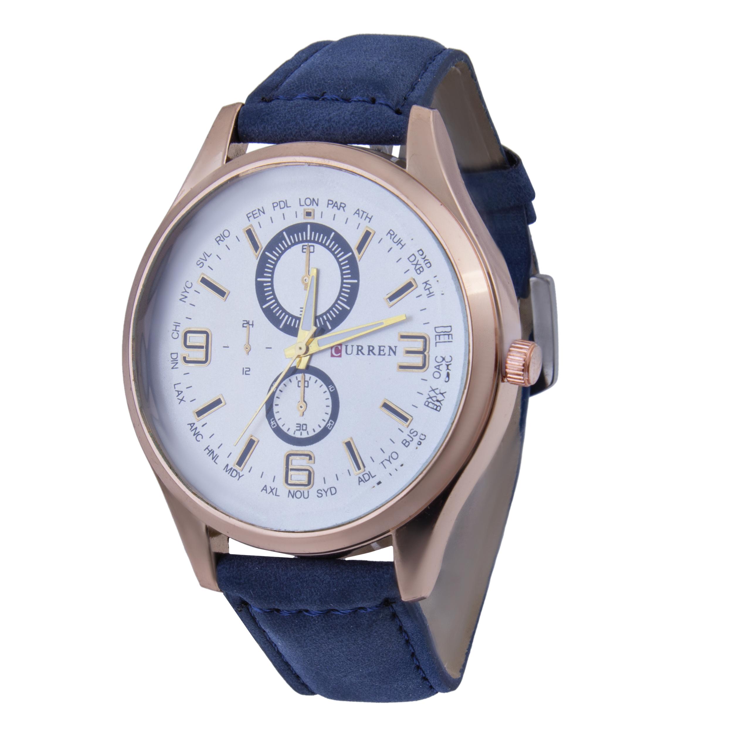 ساعت مچی عقربه ای مردانه کد WHM_002              خرید (⭐️⭐️⭐️)