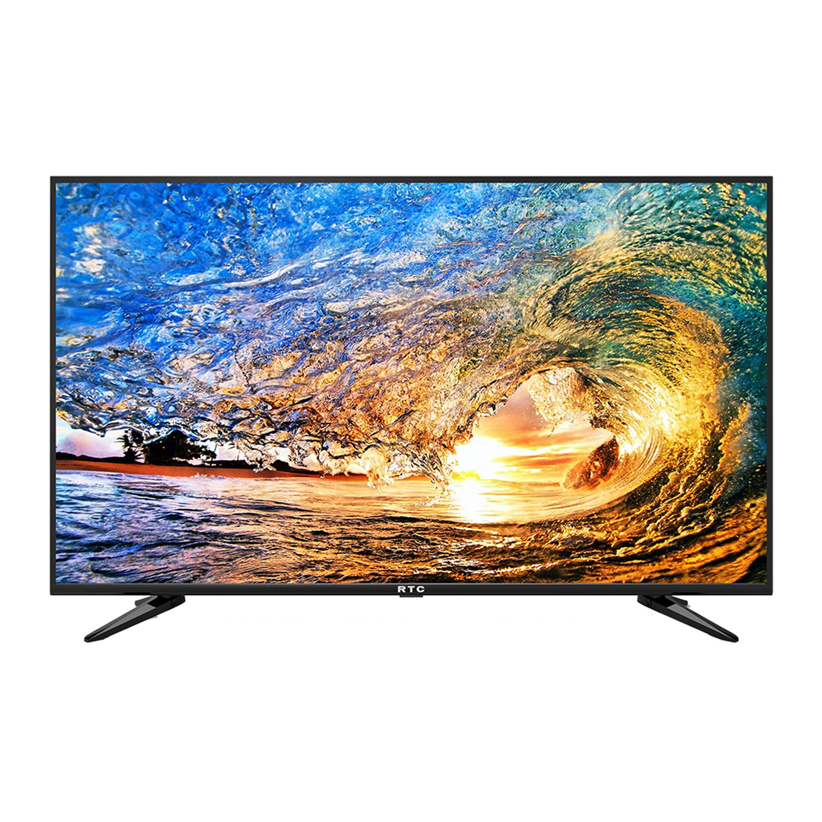 خرید اینترنتی تلویزیون ال ای دی هوشمند آر تی سی مدل 55SN6410 سایز 55 اینچ اورجینال