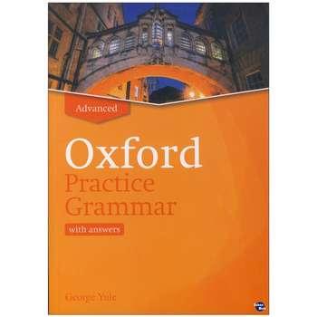 کتاب Oxford Practice Grammar Advanced  اثر George Yule انتشارات زبان مهر