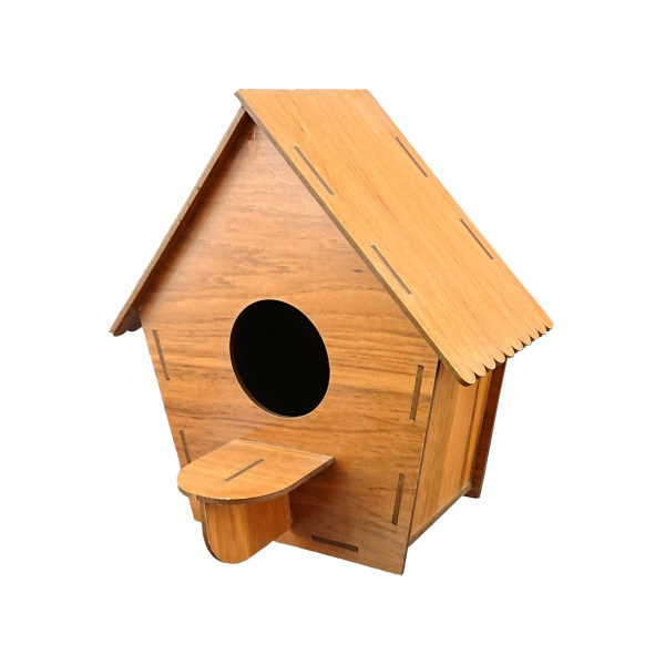 لانه پرنده مدل Cottage