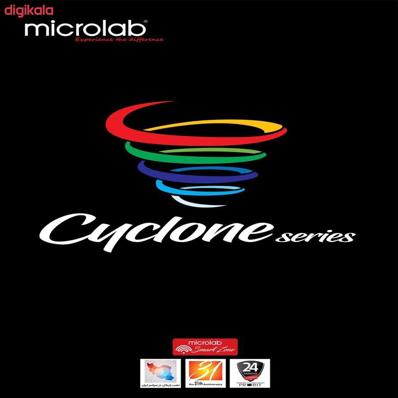 پخش کننده خانگی میکرولب مدل  M310101Cyclone main 1 3
