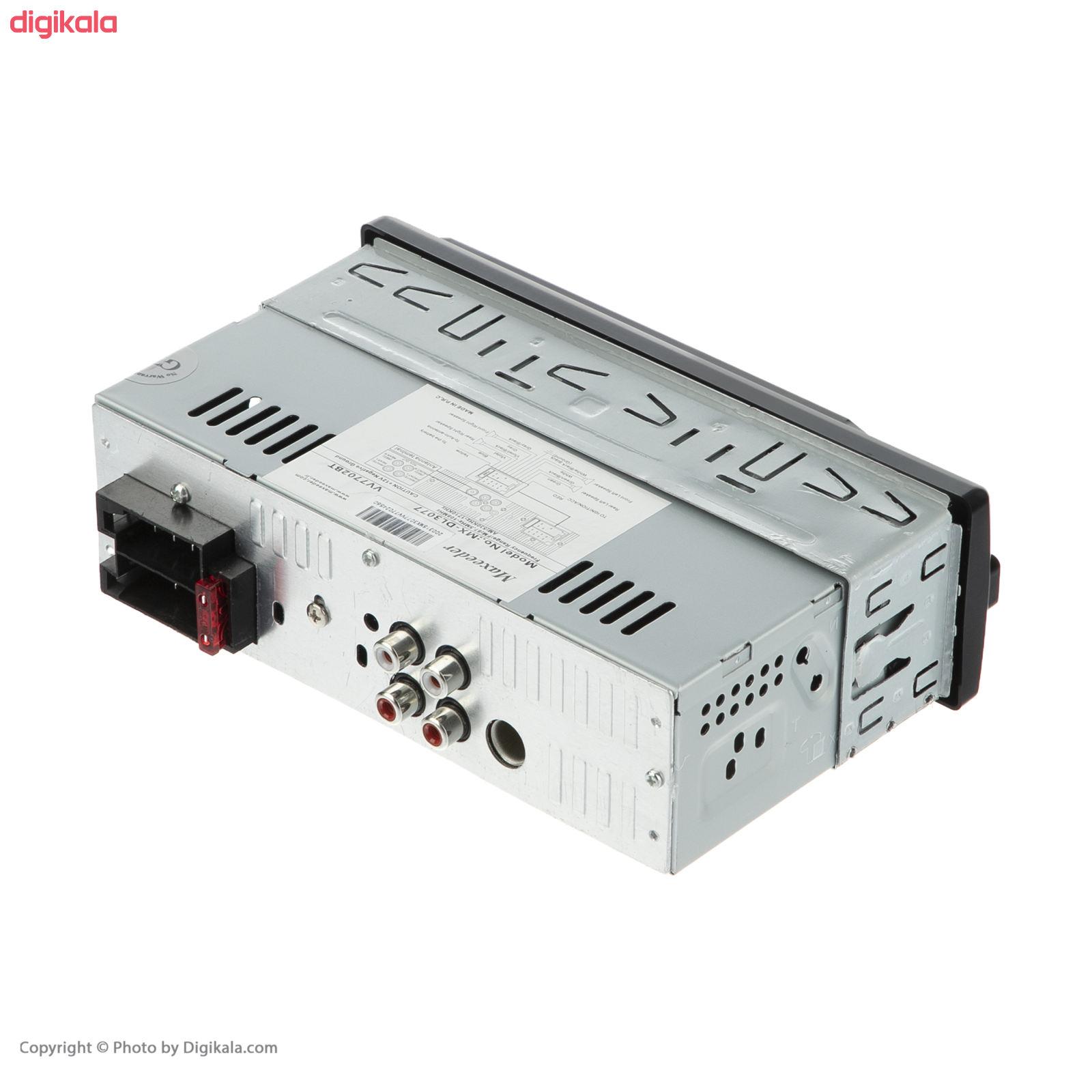 پخش کننده خودرو مکسیدر مدل VV7702BT main 1 3