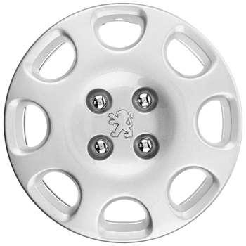 قالپاق چرخ تی پی ای مدل TPA-P06 سایز 14 اینچ مناسب برای پژو 206