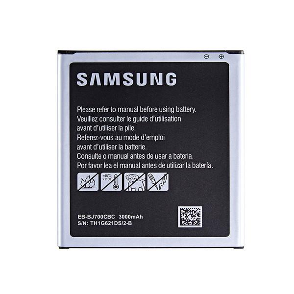 باتری موبایل مدل EB-BJ700CBC ظرفیت 3000 میلی آمپر ساعت مناسب برای گوشی موبایل سامسونگ Galaxy J7 2015