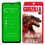 محافظ صفحه نمایش گودزیلا مدل GCR-01 مناسب برای گوشی موبایل سامسونگ Galaxy A50s