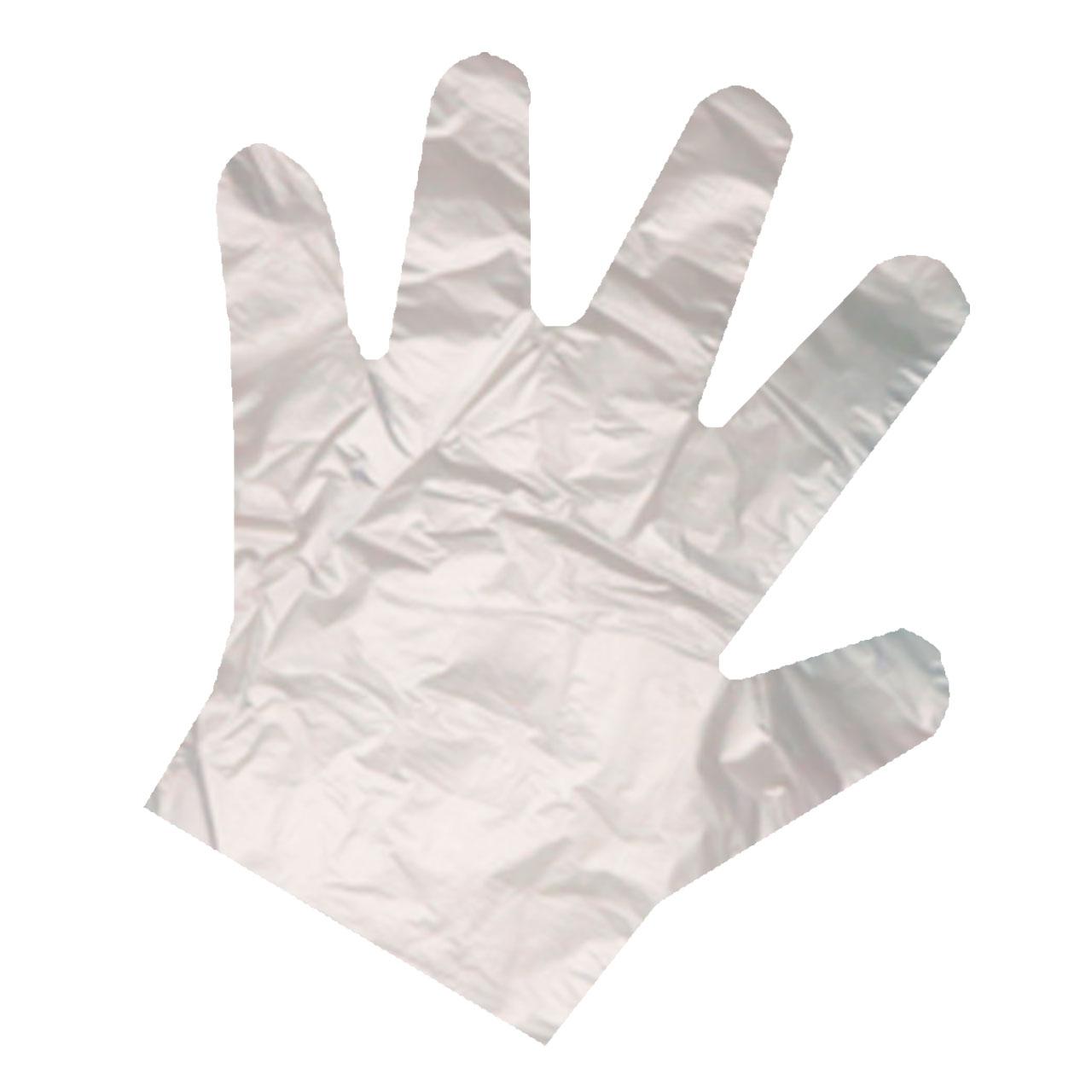 دستکش یکبار مصرف پوش کد IGD01 بسته 100 عددی