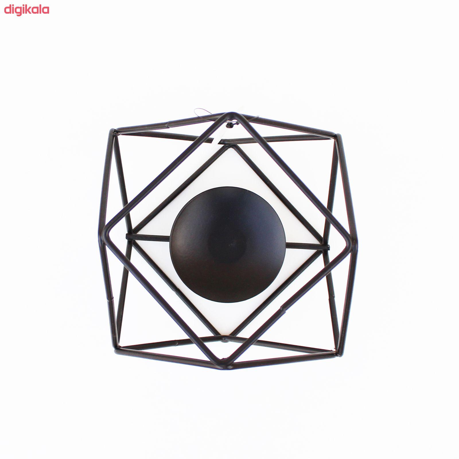 شمعدان طرح مکعب کد 116 main 1 3