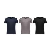 تی شرت مردانه زی مدل 1531202MC بسته 3 عددی