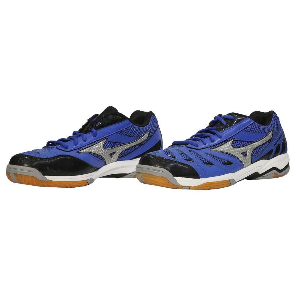 خرید                       کفش بدمینتون مردانه میزانو مدل  Wave Rally 5 Badminton کد V1GA144003              👟