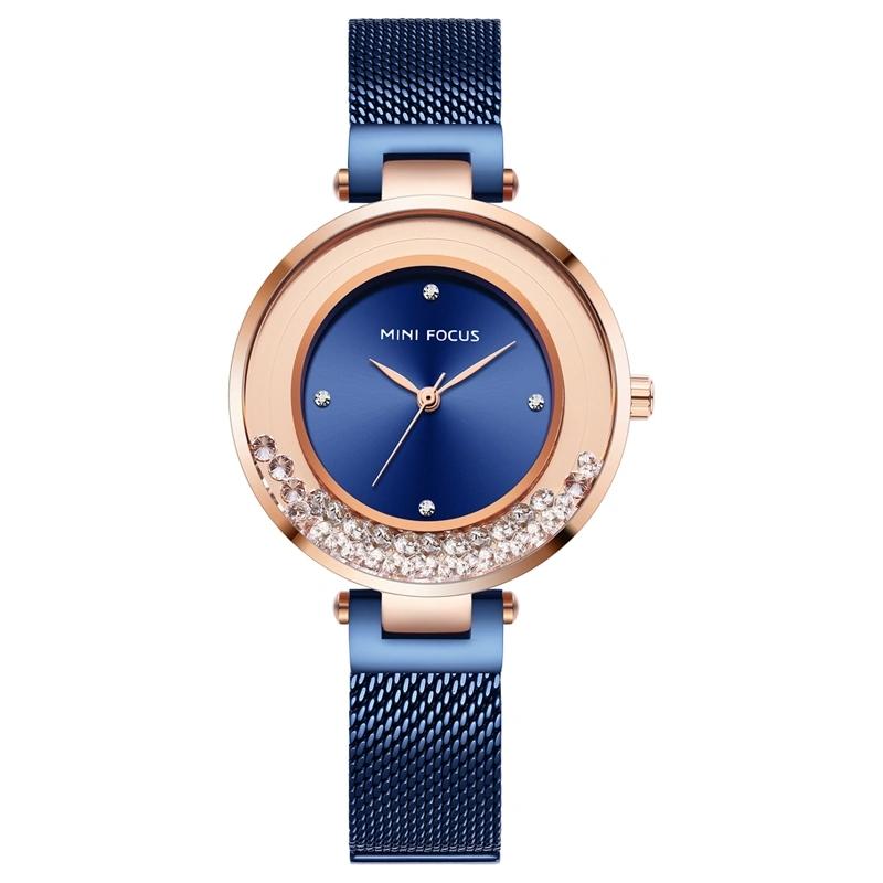 خرید و قیمت                      ساعت مچی  زنانه مینی فوکوس مدل mf0254l.04