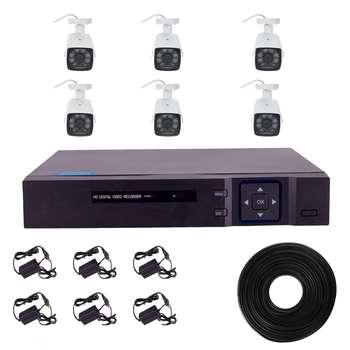 سیستم امنیتی مدل RT6000-B20-1