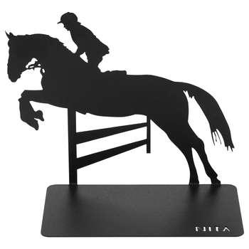نگهدارنده کتاب نیتا طرح اسب سوار