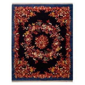 فرش دستباف چهار متری فراهان کد 121319