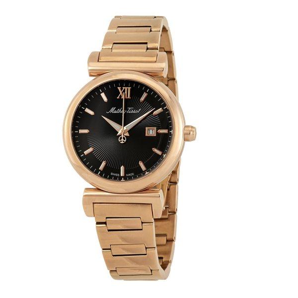 ساعت مچی عقربه ای مردانه متی تیسوت مدل h410pn