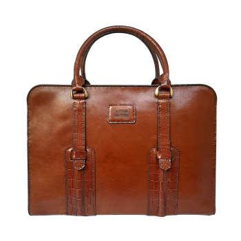 کیف دستی زنانه چرم روژه مدل FC700A