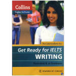 کتاب Get Ready for IELTS Writing اثر  Fiona Aish and Jo Tomlinson انتشارات زبان مهر