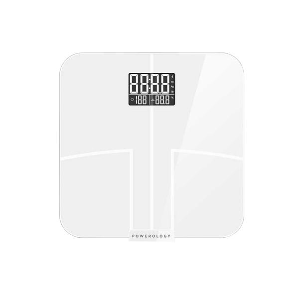 ترازو دیجیتال پاورولوجی مدل Body scale pro