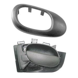 دستگیره داخلی جلو و عقب در خودرو کد 3049 مناسب برای پژو 206 بسته 2 عددی