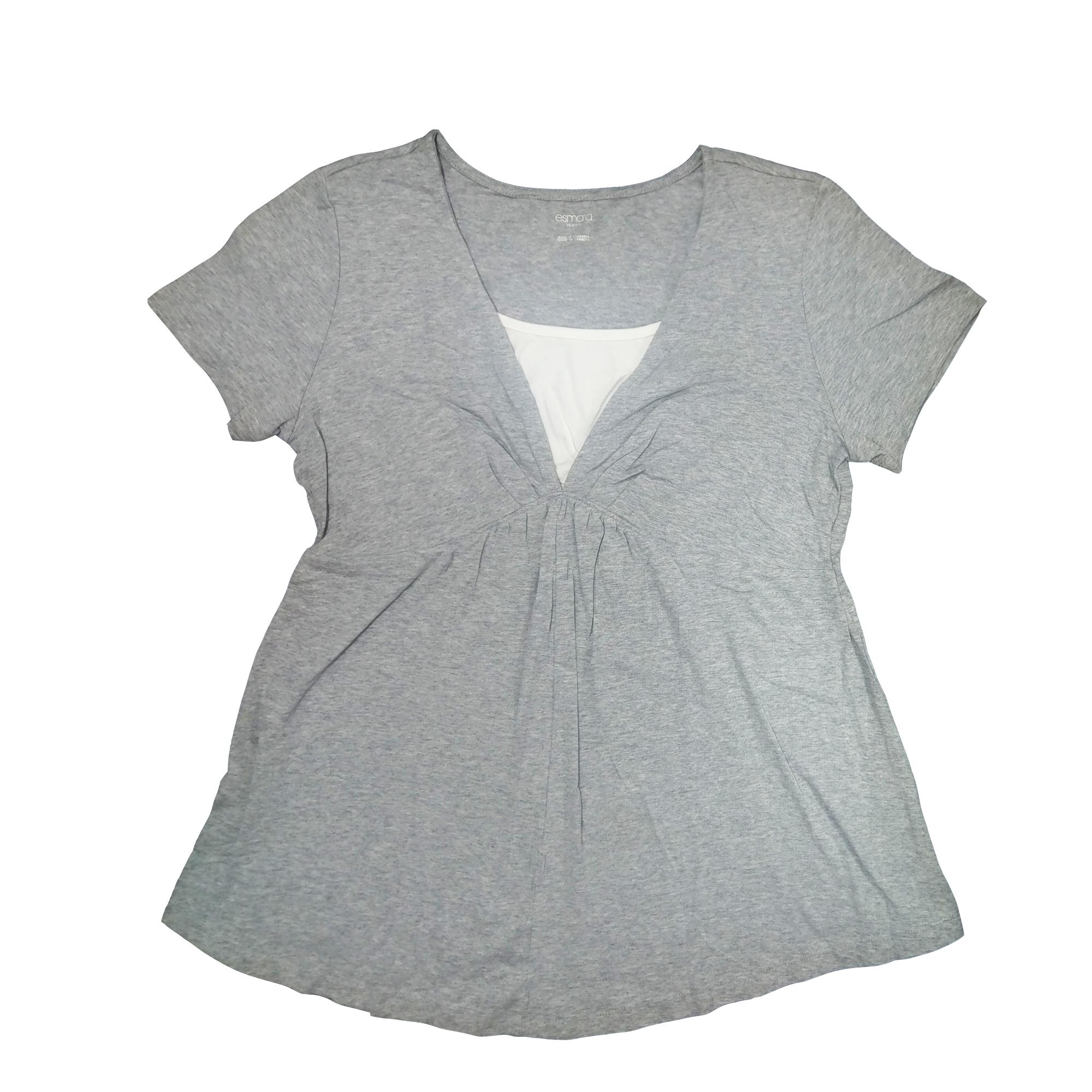 تی شرت بارداری اسمارا کد MH9015