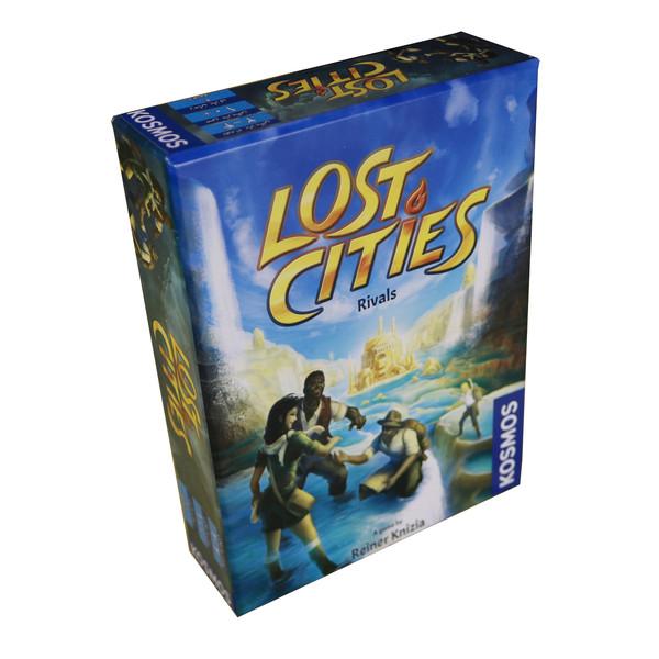 بازی فکری کزمز مدل Lost Cities