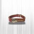 دستبند چرم وارک طرح گیتار مدل رادمان کد rb143 thumb 7