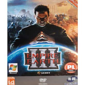 بازی EMPIRE EARTH مخصوص PC