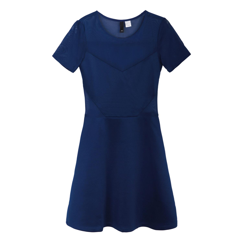 پیراهن زنانه اچ اند ام کد 00154