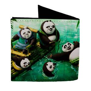 کیف پول طرح Kong Fu Panda مدل G11