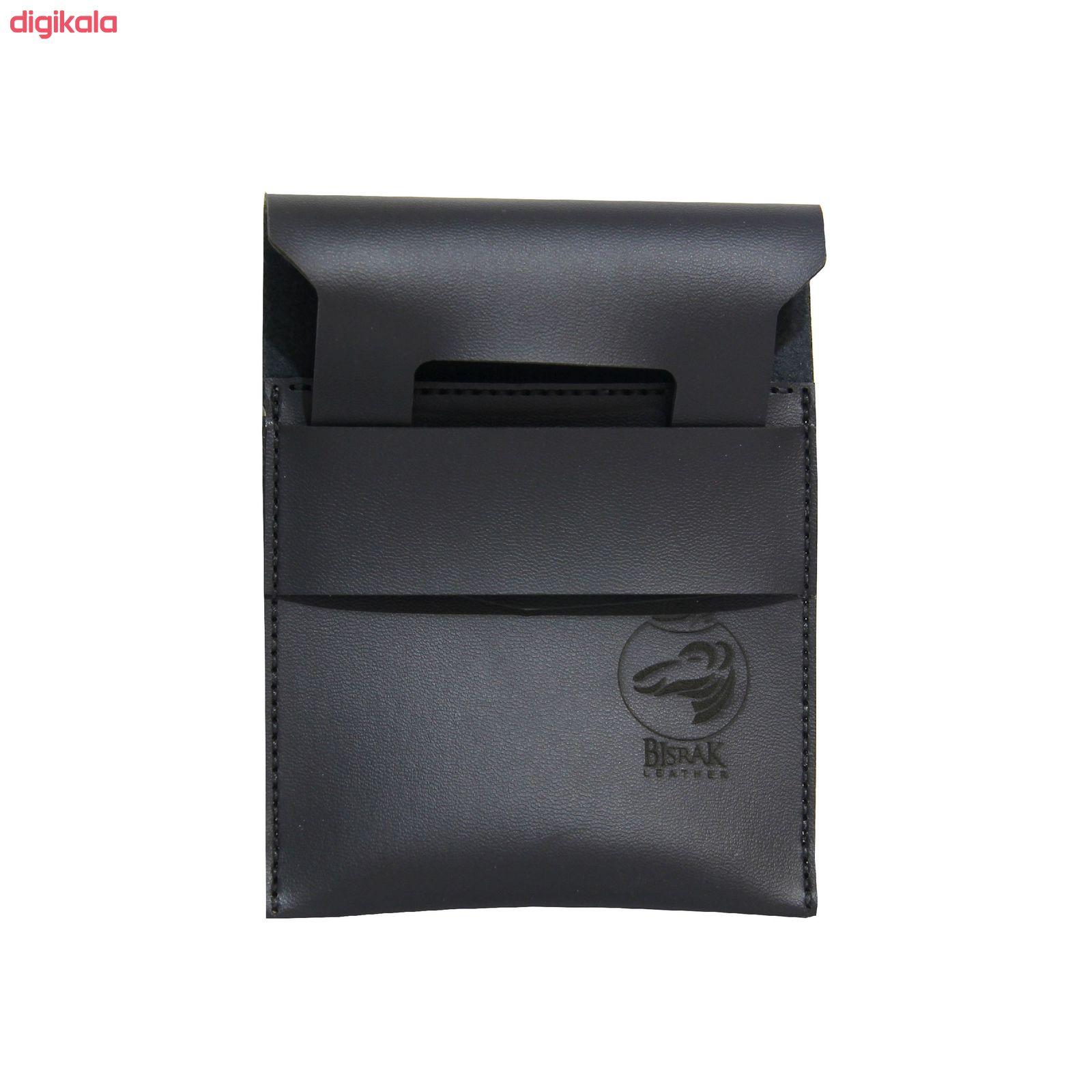 نگهدارنده گوشی موبایل چرم بیسراک کد N.Char-201 main 1 10