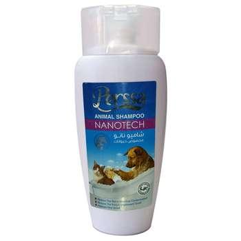 شامپو حیوانات پرسا مدل  NANOTECH حجم 250 میلی لیتر