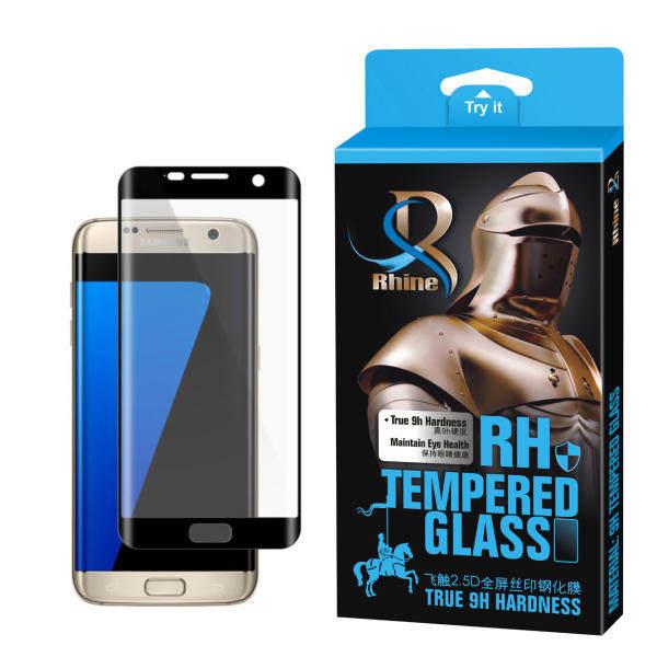 محافظ صفحه نمایش 9D راین مدل R9EG مناسب برای گوشی موبایل سامسونگ Galaxy S7 Edge