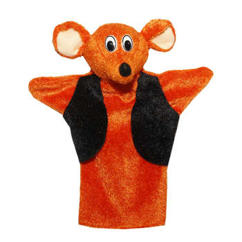 عروسک نمایشی طرح موش