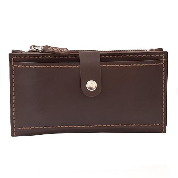 کیف پول چرمی کد W600