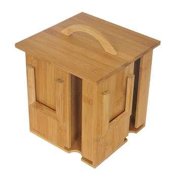 جعبه چای کیسه ای بامبوم مدل Titse