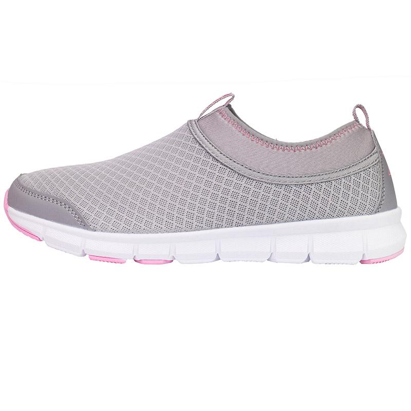 کفش مخصوص پیاده روی زنانه کینتیکس مدل Voten رنگ طوسی