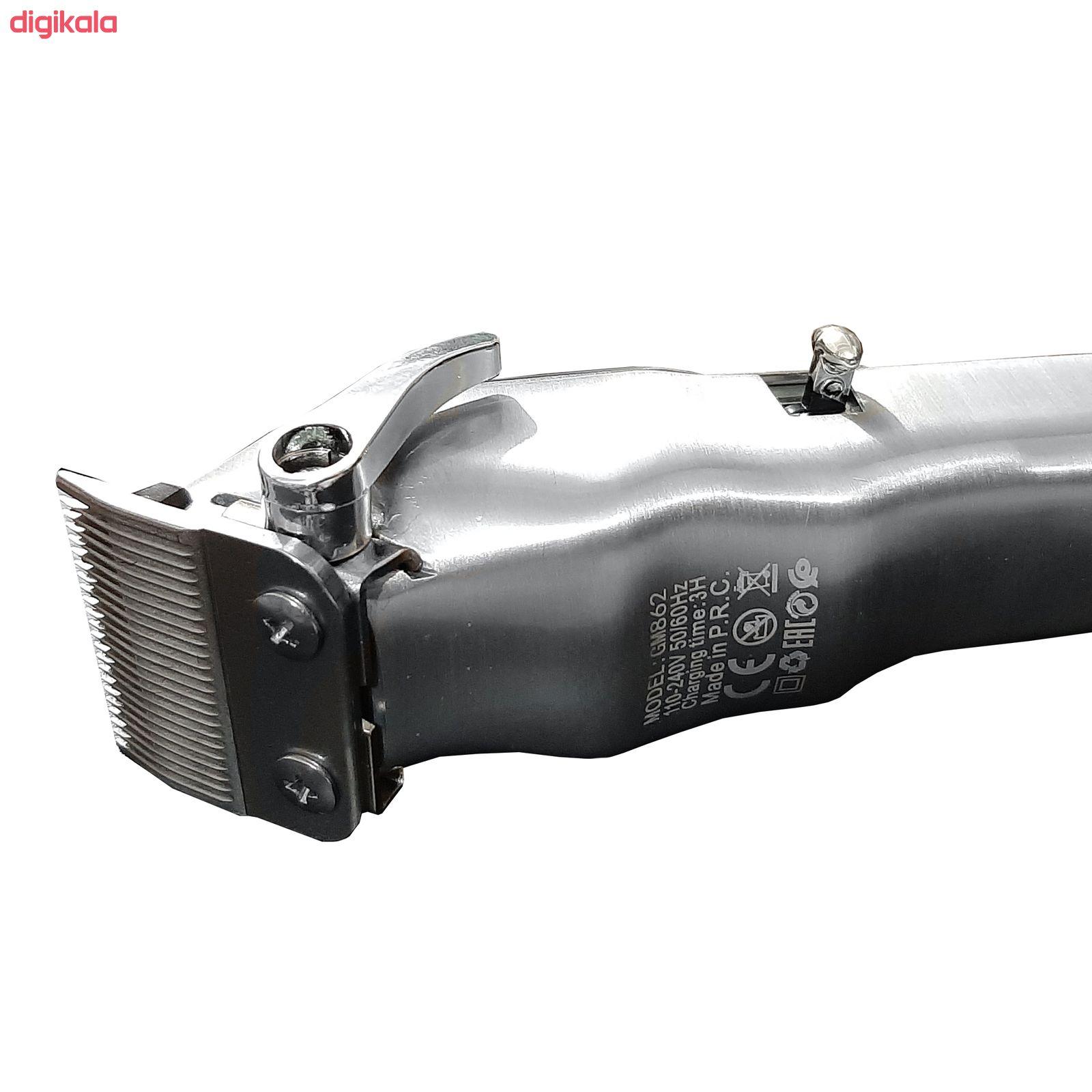 ماشین اصلاح موی سر جیمی مدل GM 862 main 1 1